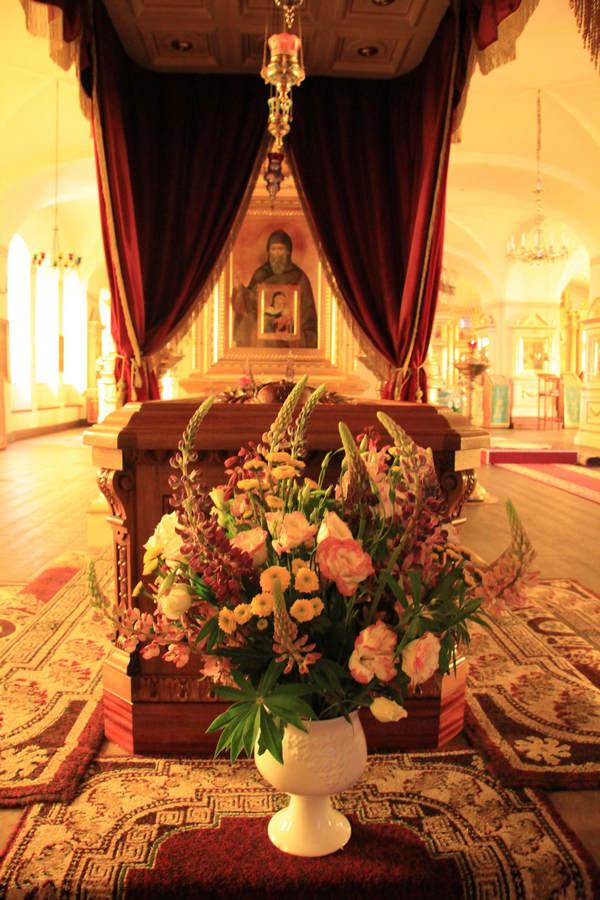 День памяти преподобного Арсения Коневского. Всенощное бдение