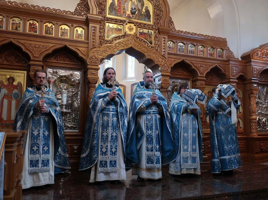 Наместник Коневского монастыря принял участие в заседании членов правления общества «Коневец», прошедшем в Ново-Валаамском монастыре