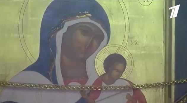 «Первый канал» создал видеорепортаж о Коневском монастыре к 625-летию обители