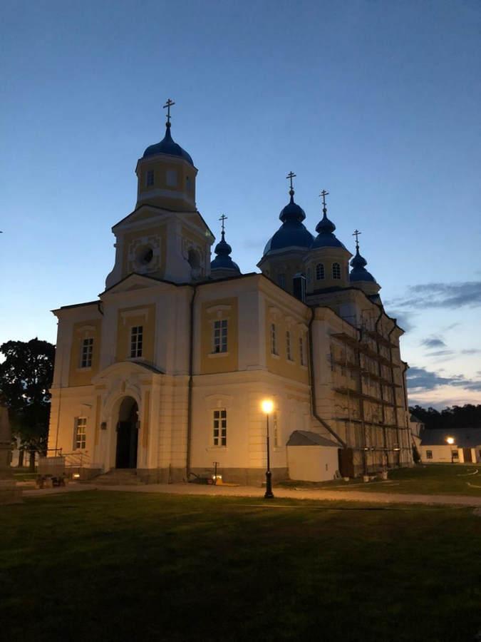 Владыка Игнатий и епископ Вяземский и Гагаринский Сергий посетили Коневский монастырь