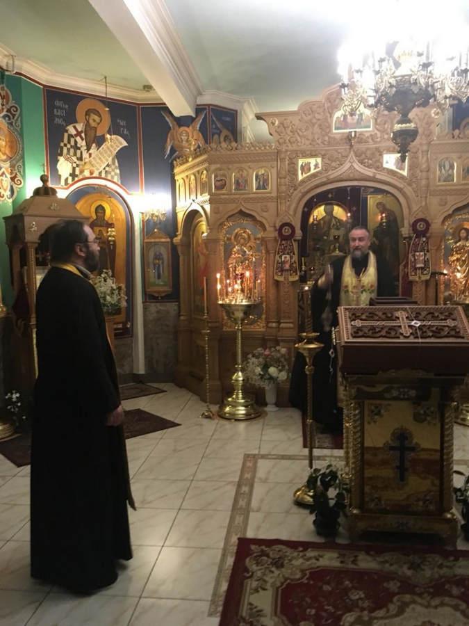 С 7 по 13 ноября мощи преподобного Арсения Коневского впервые в истории пребывают на петербургском подворье Коневского монастыря