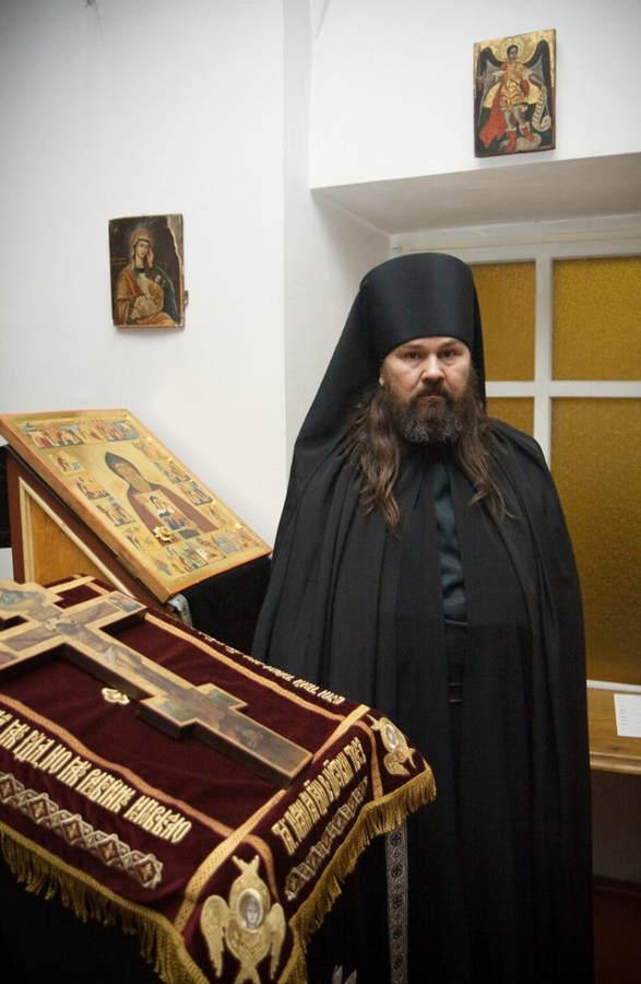 Отошел ко Господу ризничий Коневского монастыря монах Вениамин