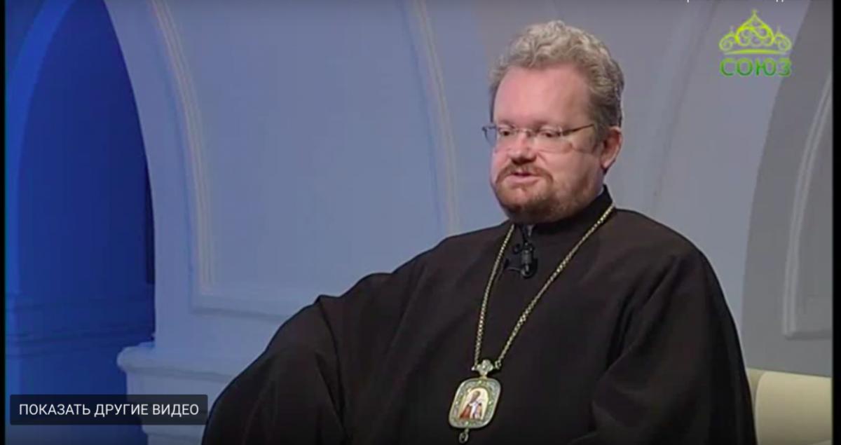 Епископ Выборгский и Приозерский Игнатий подвел духовные итоги года в программе «Архипастырь» ТК «Союз»