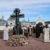 Епископ Выборгский и Приозерский Игнатий совершил богослужения Троицкой родительской субботы в храме и на братских кладбищах Коневской обители