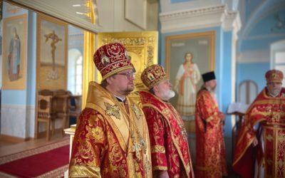 ВИДЕО: Торжества 30-летия начала возрождения монашеской жизни на Коневце