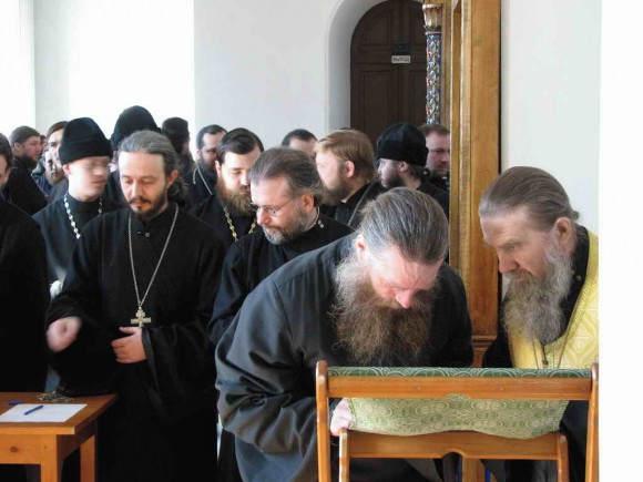 Протоиерей Алексий Уминский: Исповедь и синдром недоверия к Богу