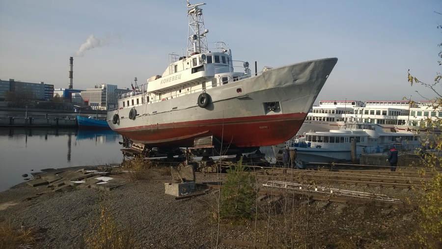 Нашему монастырю требуется финансовая помощь в модернизации корабля
