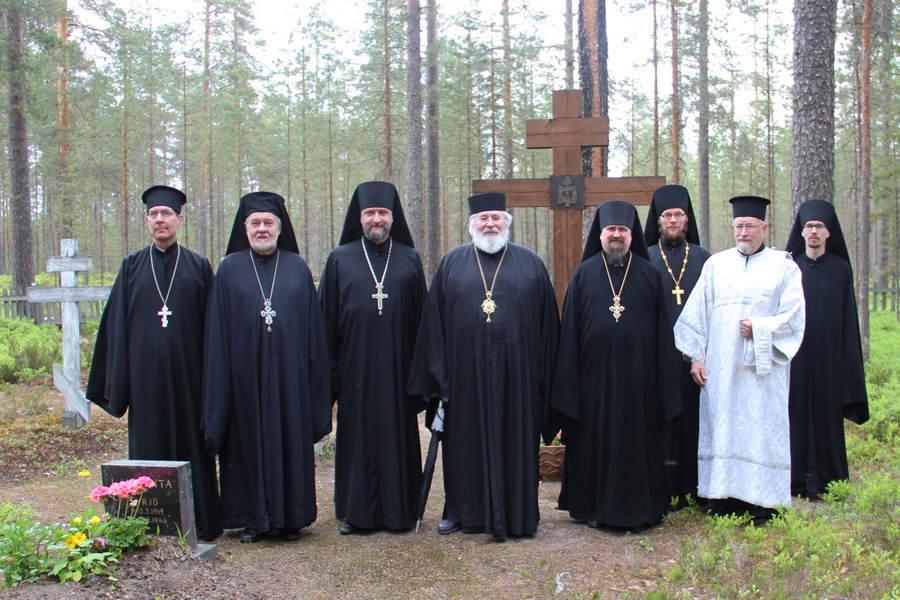 паломническая поездка в Финляндию