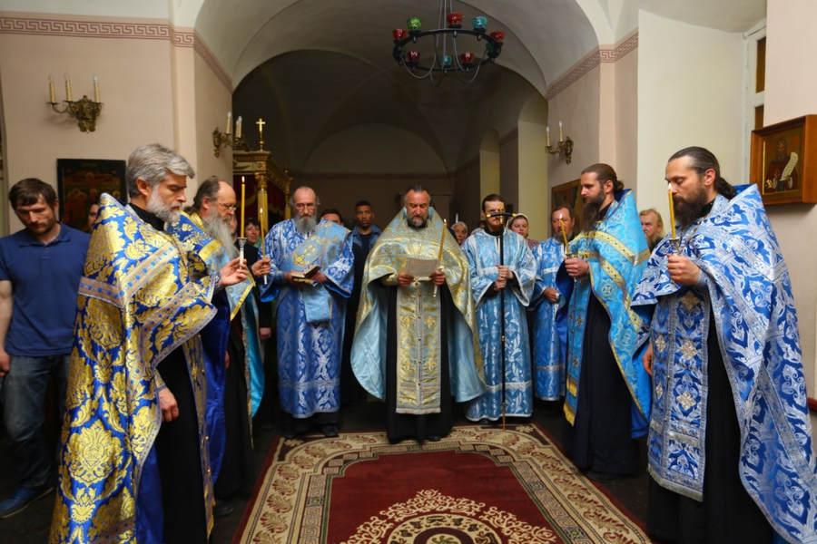 Празднование памяти Коневской иконы Божией Матери