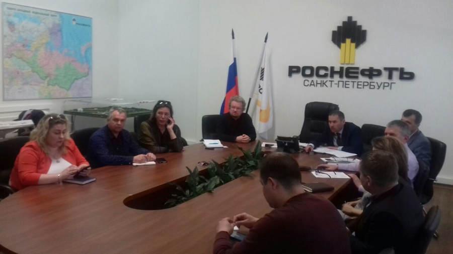 Преосвященнейший Игнатий принял участие в рабочем совещании по ремонтно-реставрационным работам на Коневце