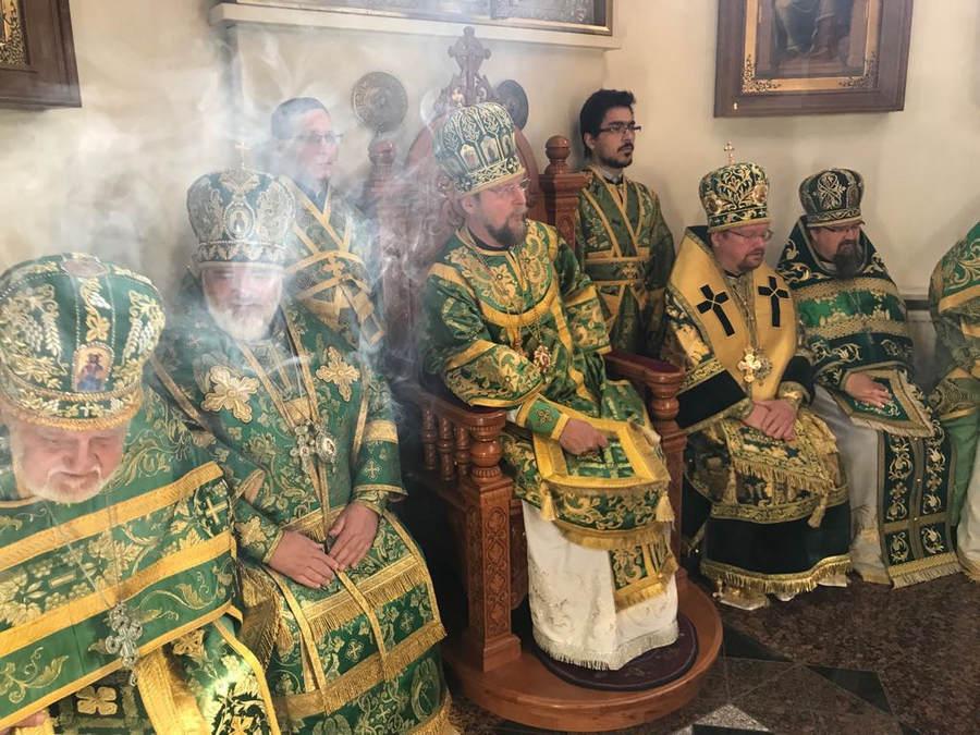 Завершился визит епископа Выборгского и Приозерского Игнатия в Финляндию по случаю 625-летия Коневского монастыря