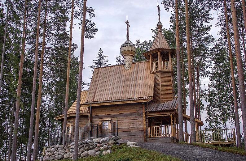 Наместник Коневской обители совершил рабочую поездку в Финляндию